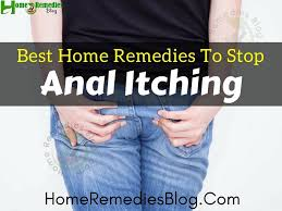 Anal itching and burning treatment