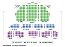 Imperial Theatre Broadway Seating Chart Nyc Imperial