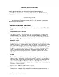 Logo Design Contract Template 008 Template Ideas Graphic Design Contract Doc Example