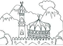 Marvelous Islam Coloring Pages Coloring Pages Printable Awesome Or