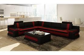 divani casa 5083 modern leather sectional sofa modern leather sectional couch3 modern