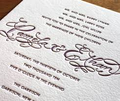 hand calligraphy letterpress wedding invitation what paper will my invites have? paper options for wedding on what kind of paper for wedding invitations