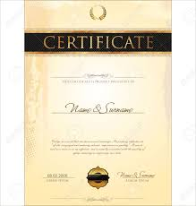 certificate of completion template certificate of completion template
