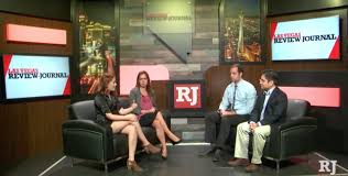 file las vegas review journal reporter roundtable studio discussion jpg
