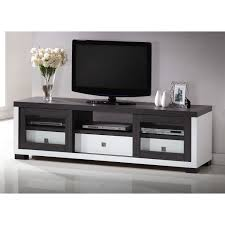 white tv cabinet with glass doors images doors design ideas pertaining to long white tv