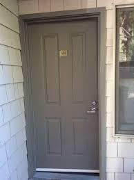exterior door paint colorsExterior door paint color for condos