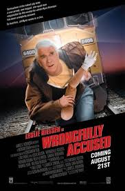 wrongfully accused film tv tropes this film contains examples of the following tropes