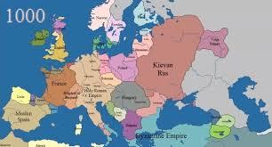유럽 역사 5분만에 배우기