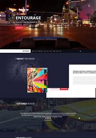 Film Template For Photos 20 Coolest Movie Templates Web Template Customization