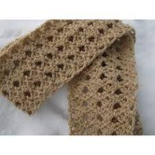 Double Crochet Scarf Patterns Extraordinary Crochet Scarf Pattern Crossed Double Crochet Stitch Crochet