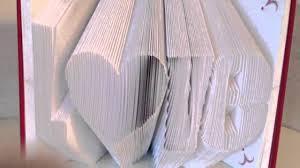 love folded book