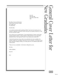 Dentist Cover Letter Sample For A New Graduate Canadianlevitra Com