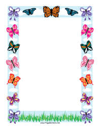 Small Picture ButterflyBorderpng