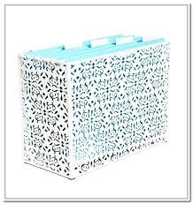 Hanging File Storage Box Decorative hanging file storage boxes imdrewlittle 3