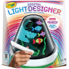Crayola Dome Light Designer Crayola Digital Light Designer Art Games For Kids Shopulace