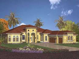 107 1221 front elevation of coastal home theplancollection house plan 107 1221
