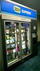 Best Buy Vending Machine Amazing Best Buy Toshiba DVDVHS Combo And Atlanta's MARTA Unsolicited