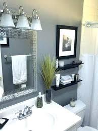 Half Bathroom Decor Ideas Interesting Design