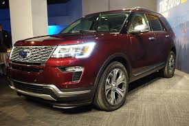 2018 ford interceptor suv. interesting 2018 2018 ford explorer update squint to see the changes on ford interceptor suv a