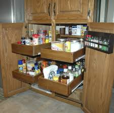 Kitchen Cabinet Rolling Shelves Greatest Pull Out Shelves For Kitchen Cabinets Pbh Architect