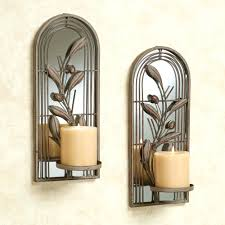 wall sconces for candles sconce candle holder glass replacement metal gothic pull chain light fixture led bath vanity lights flameless indoor bathroom