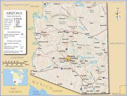 reference map of arizona  home decor  pinterest