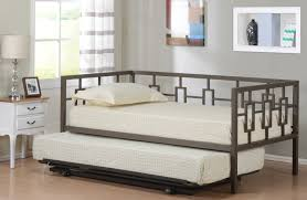 Small Bedroom With Daybed Painting Iron Daybed Janefargo