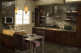 Merillat Kitchen Cabinets Merillat Classicr Fusion In Maple Sedona Merillat
