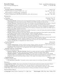 Best Of Resume Template Computer Science Template Everywhere