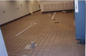 Re Tile Kitchen Floor Restaurant Kitchen Floor Flooring Contractor Talk