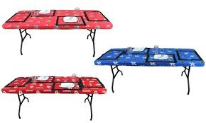 fitted card table covers licensed cotton cover buy . Fitted Card Table Covers Make Sure Your Folding Matches This