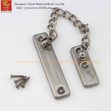 Door Lock Chain Online Buy Wholesale Door Chain Lock From China Door Chain Lock