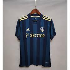 [AAA] ⬛️ Leeds United Away 2020/2021 ⬛️ เสื้อบอลลีดส์ ยูไนเต็ด เยือน 2020-21