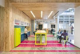 cisco san francisco office. Cisco San Francisco Office. Googbye To Boring Banks: Capital One Labs | MASHstudios Office