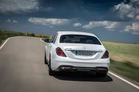 2018 mercedes benz s550. interesting mercedes an entirely new slate of engines and transmissions means thereu0027s a bit  modelname mixup coming for the 2018 models s560 replaces s550  inside mercedes benz s550