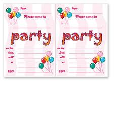 children party invitation templates party invitations
