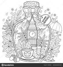 25 Printen Knutselen Herfst Volwassenen Kleurplaat Mandala