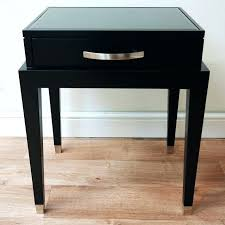 modern end tables with storage living room drawer modern end tables with storage wood drawers small