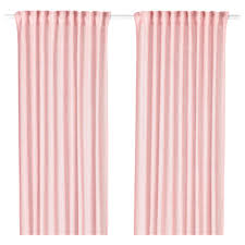 ikea lejongap curtains 1 pair the curtains can be used on a curtain rod or