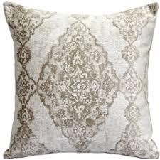 beige decorative pillows. Unique Beige Ravenna Clay Chenille Throw Pillow 22x22 Inside Beige Decorative Pillows Decor