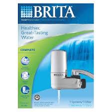 Brita On Tap Faucet Filter System Chrome 35618 Sale 3053