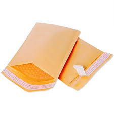 Amazon Com Small Padded Envelopes 3x5 Pack Of 20 Bubble Yellow