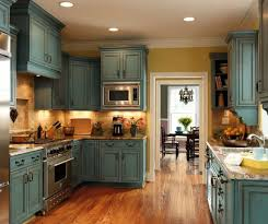 photo 8 of 9 decora cabinet hardware 8 turquoise kitchen cabinets by decora cabinetry