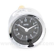ca1100 01c smiths 12hr clock mini gauges minisport com mini smica1100 01c smiths classic 12 hour analogue clock 52mm gauge magnolia face and