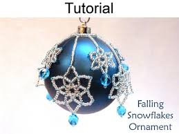 Beaded Christmas Ornaments Patterns Inspiration Fancy Ideas Beaded Christmas Ornament Patterns Beading Tutorial