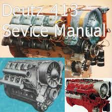 details about deutz 2015 tcd workshop manual service manual owners deutz 413 engine manual workshop 6 8 10 12 cyl manual motor deutz 413 custom