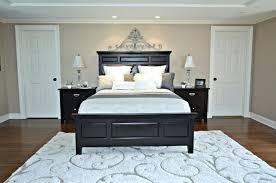 bedroom white area rug