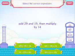 write mathematical expressions