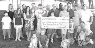 Northwest Georgia Bank supports St. Jude - PressReader