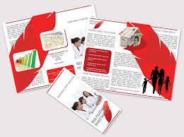 Tri Fold Brochure Template Designs 30 Great Collections Design Press